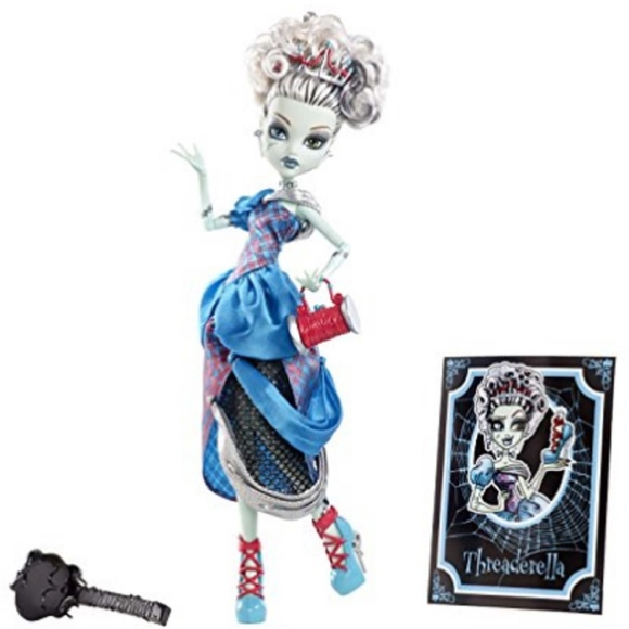 "Mattel Other - Mattel Year 2012 Monster High ""Once Upon A Time St"